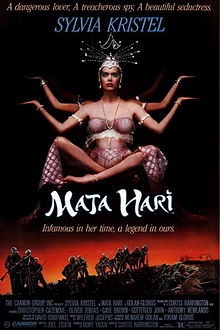poster Mata Hari (1985)