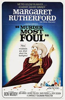 poster Murder Most Foul (1964)