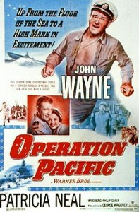 poster Operation Pacific (1951)
