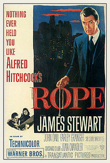 poster Rope (1948)