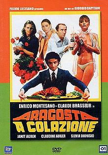 poster Aragosta a colazione (1979)
