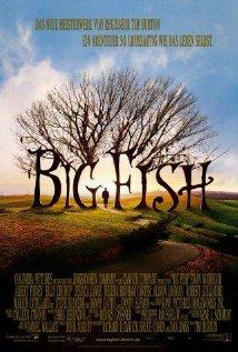poster Big Fish (2003)