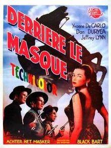 poster Black Bart (1948)