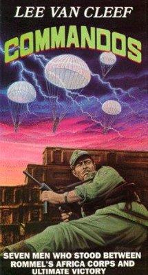 poster Commandos (1968)