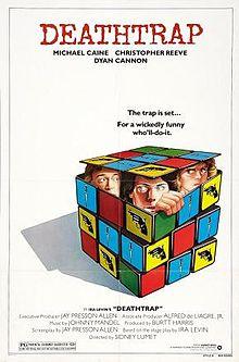 poster Deathtrap (1982)