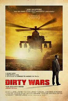 poster Dirty Wars (2013)