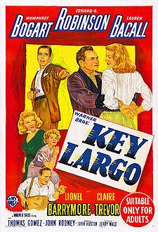 poster Key Largo (1948)