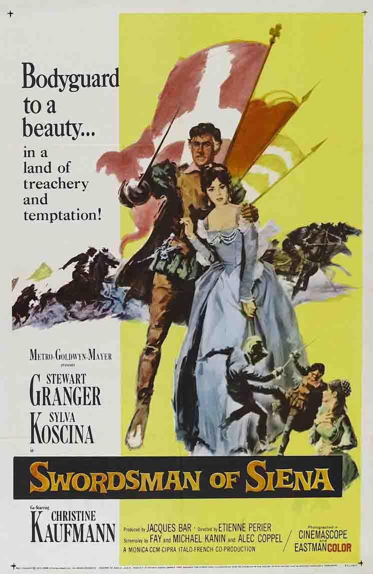 poster La congiura dei dieci (1962)