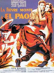 poster La fievre monte a El Pao (1959)