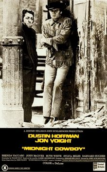 poster Midnight Cowboy (1969)