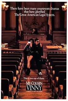poster My Cousin Vinny (1992)