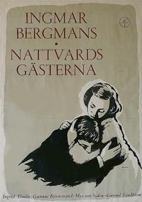 poster Lumină de iarnă - Nattvardsgasterna (1962)