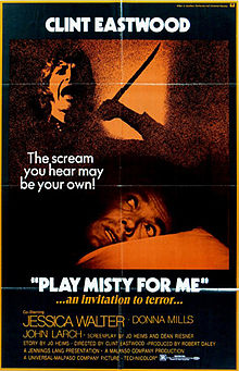 poster Play Misty for Me (1971)