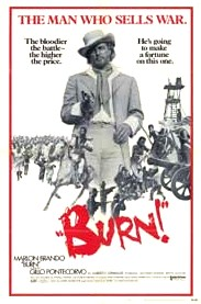 poster Queimada aka Burn! (1969)