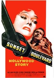 poster Sunset Boulevard (1950)