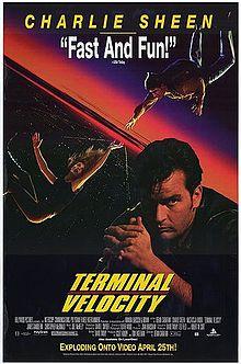 poster Terminal Velocity (1994)