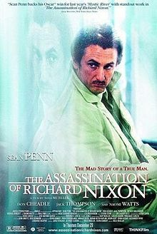 poster The Assassination of Richard Nixon (2004)