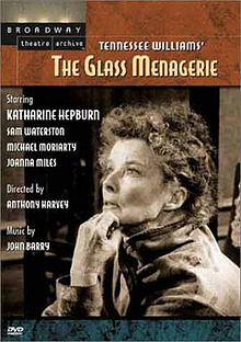 poster The Glass Menagerie (1973)