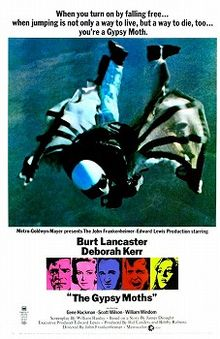 poster The Gypsy Moths (1969)