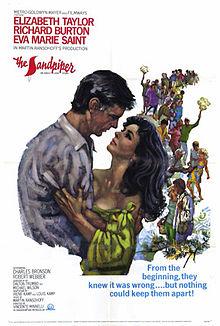 poster The Sandpiper (1965)