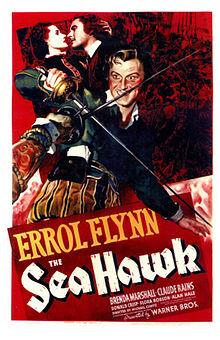 poster The Sea Hawk (1940)