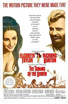 poster The Taming of the Shrew (1967)