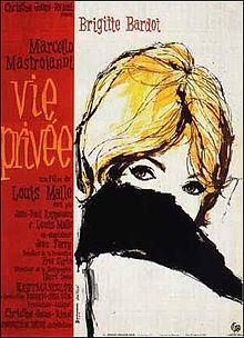 poster Vie privée (1962)