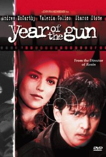 poster Year of the Gun (1991)