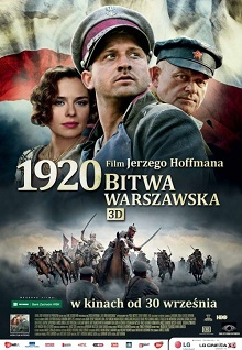 poster 1920 Bitwa Warszawska (2011)