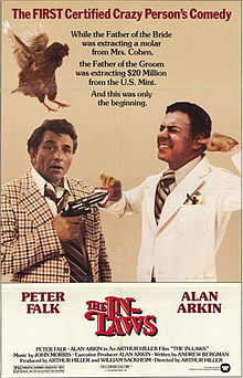 poster Cuscrii - The In-Laws (1979)