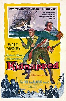 poster Kidnapped (1960)