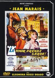 poster La Tour, prends garde! (1958)