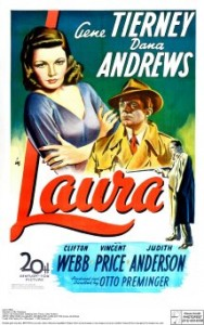 poster Laura (1944)