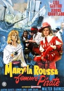 poster Le Avventure di Mary Read (1961)