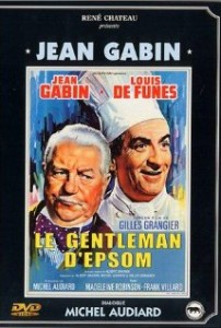 poster Le Gentleman d'Epsom (1962)