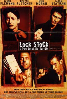 poster Lock, Stock and Two Smoking Barrels (1998)