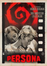 poster Persona (1966)
