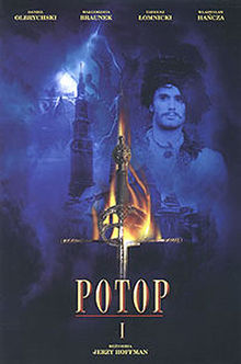 poster Potop (1974)