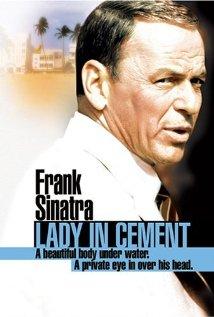 poster Sicriul de ciment - Lady in Cement (1968)