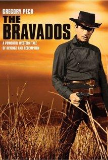 poster The Bravados (1958)
