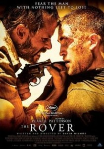 poster The Rover (2014)