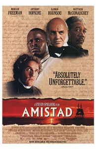 poster Amistad (1997)