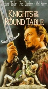 poster Knights of the Round Table (1953)