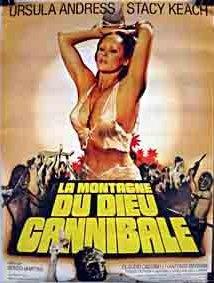 poster La montagna del dio cannibale (1978)