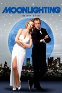 poster Moonlighting (1985)
