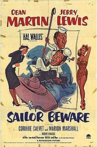 poster Sailor Beware (1952)
