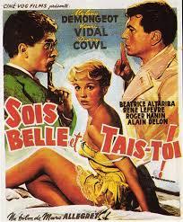 poster Sois belle et tais-toi (1958)