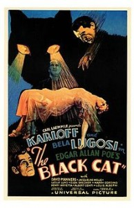 poster The Black Cat (1934)