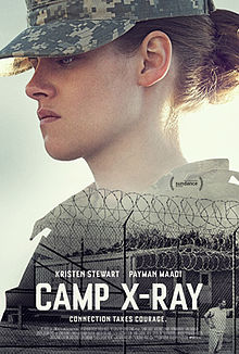 poster Camp X-Ray (2014)