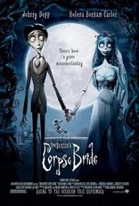 poster Corpse Bride (2005)